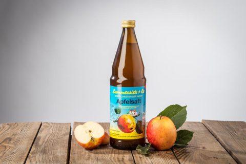 Apfelsaft keltertrüb aus Streuobst